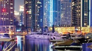 Apartmány u písečné pláže v Dubai Marina