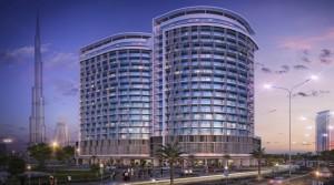 Hotelové apartmány v srdci Business Bay