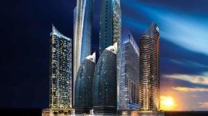 Dubaj hlásí propad cen na trhu s nemovitostmi
