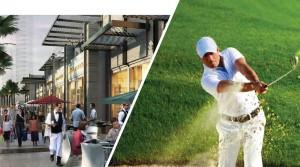 Moderní apartmány na obchodní promenádě… a u golfu!
