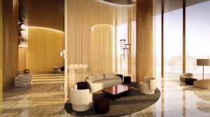 Luxusní apartmány Fendi Casa s výhledem na Palm Jumeirah