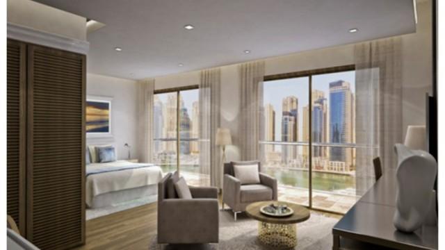 Prodej apartmánů ve vznikajícím 4* hotelu v Dubaji