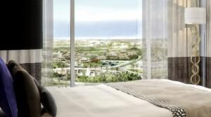 Výnosná investice: koupě luxusního hotelového apartmá v Dubaji