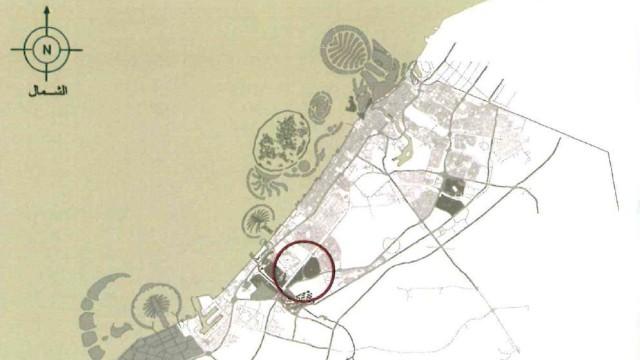 Příležitost pro developery a investory: pozemek v top lokalitě Dubaje